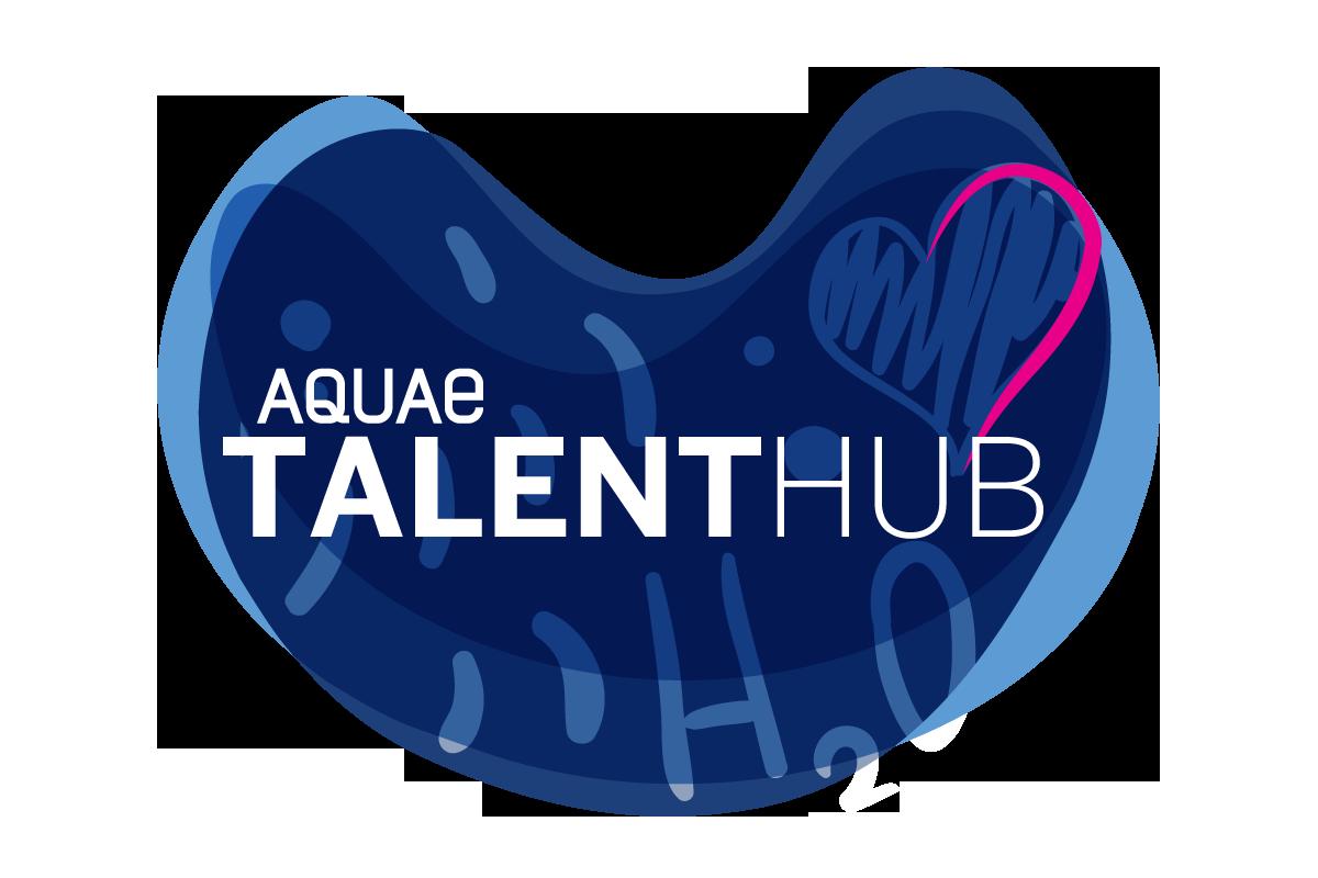 SUEZ Fundacion Aquae Talent Hub logo