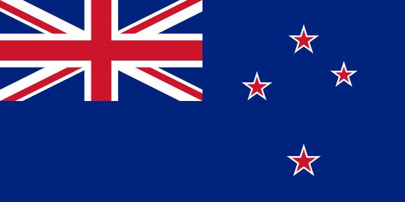 Flag-Nueva Zelanda